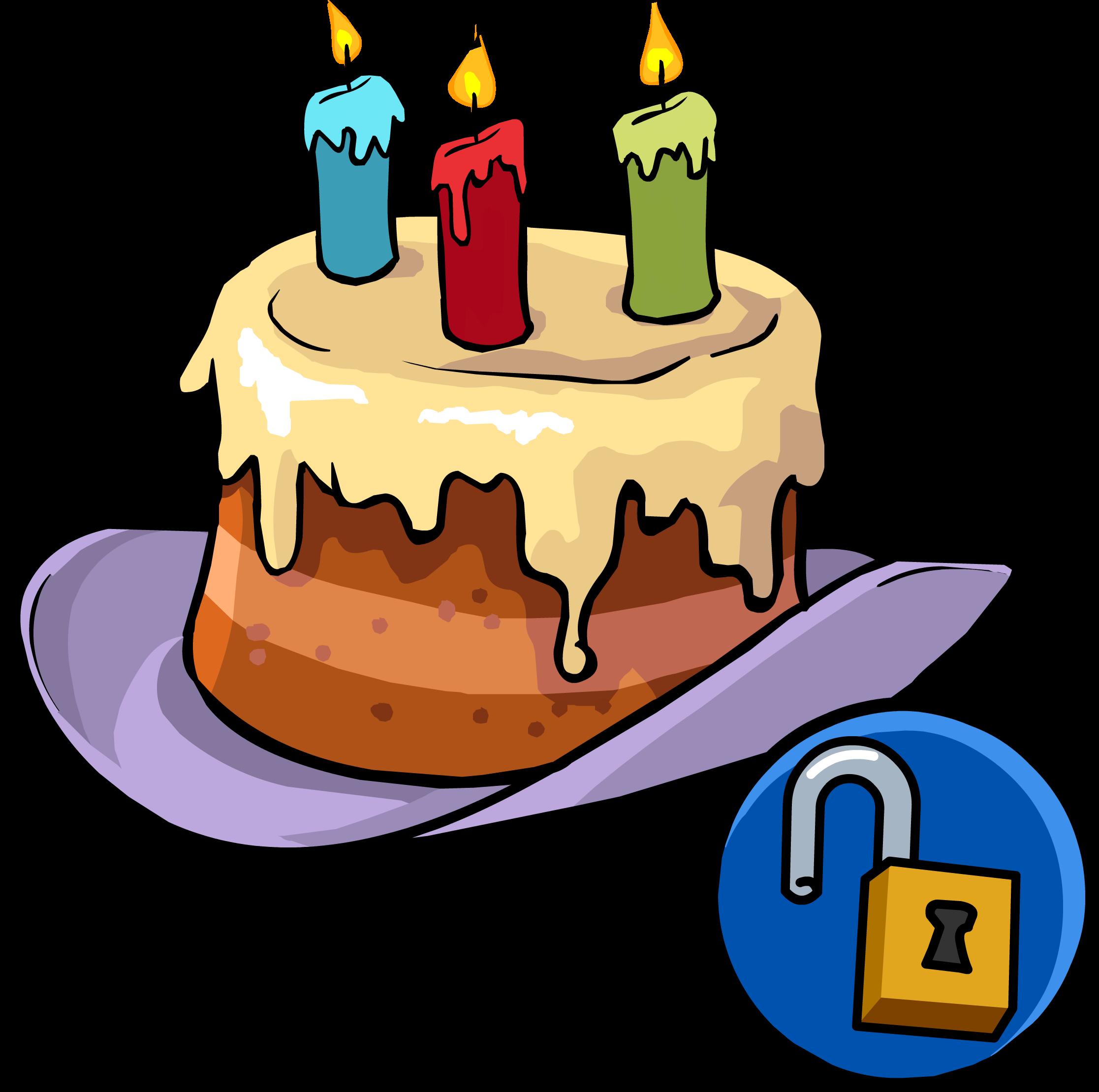 Happy Birthday Hat Club Penguin Wiki Fandom Powered By Wikia