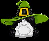 Cabello de Bruja Negro icono
