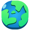 Decal Earth icon