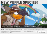 New Puffle Species