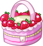 Strawberry Cake Purse icon