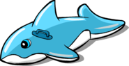 Whale Inflatable