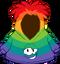Cangurito de Puffle Multicolor icono