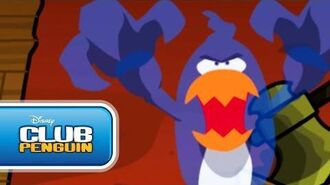 Club Penguin Halloween Party 2012 Sneak Peek