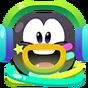Emoji Emocionado Embajador Calcomanía