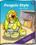 Penguin Style March 2012