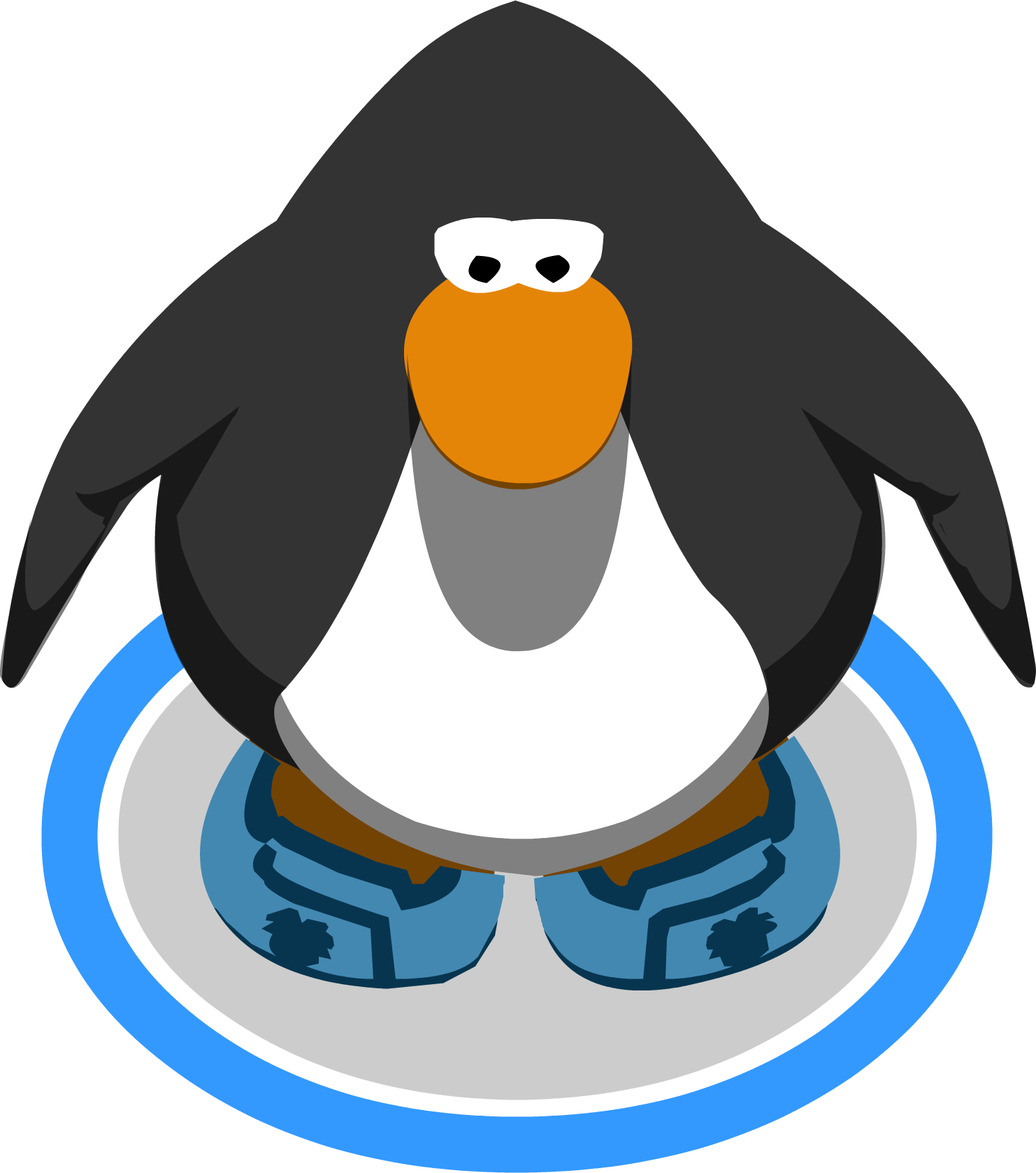 Puffle Trainers ingame