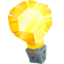 Quest item Glowing Crystal icon