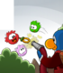 """Feed a Puffle"" card image"