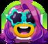 Emoji DJ Cadence Sunglasses