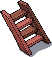 Escalera de Madera sprites 3