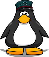 Holiday Conductor Hat PC