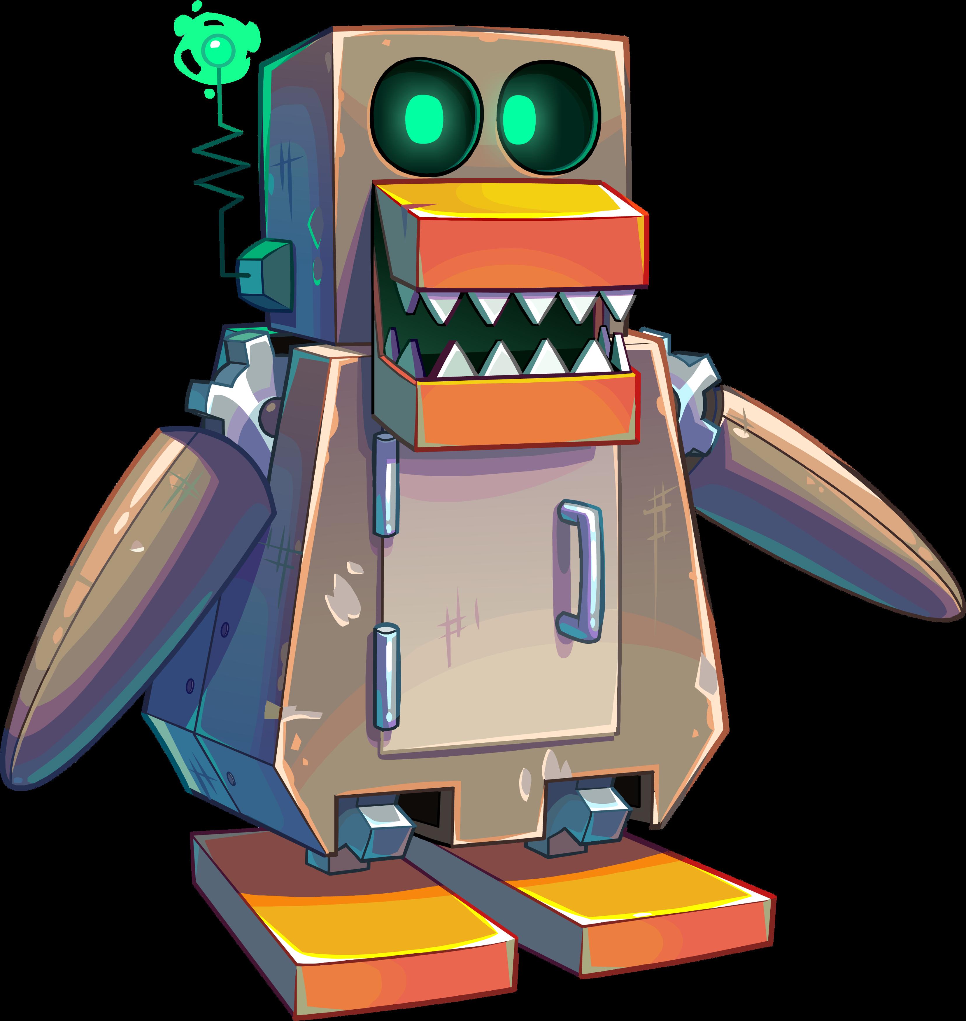 Penguin robots club penguin wiki fandom powered by wikia information malvernweather Gallery
