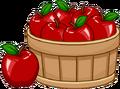 10 Apples Puffle Food