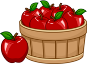 10 Apples Puffle Food