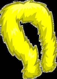 Boa de Plumas Amarilla icono