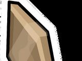 Wooden Sword Pin