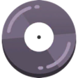 Music track icon
