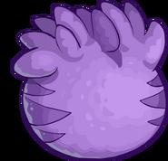 Purple-puffle-egg