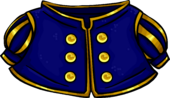 Blue Doublet clothing icon ID 4079