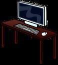 Computer Desk sprite 003