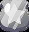 Emoticón de Medalla de plata