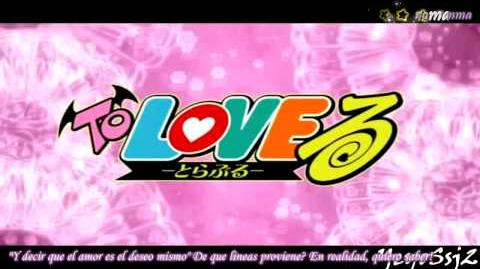 HD To love ru! Opening Full Sub Español Forever we can make it