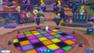 Halloween 2018 Boardwalk dance floor