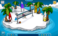 Iceberg summer party