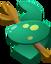 Palito de Calamar Emoji