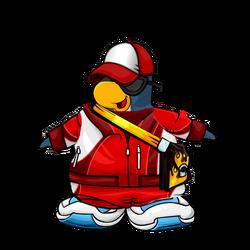 Pucho00's custom penguin