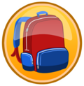School & Skate Party Interface Icon