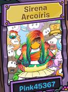 Sirena Arcoiris Ganador 2