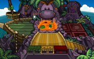 Adventure Party Temple of Fruit Volcano Mouth