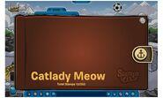 Album de estampillas de Catlady Meow