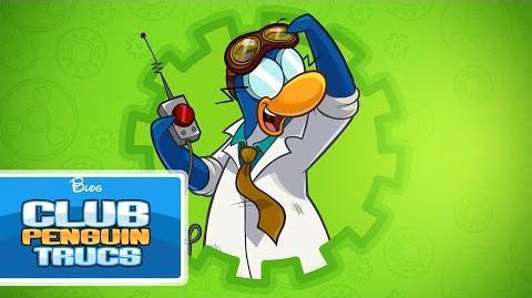 Conoce A Gary - Corto Animado De Club Penguin