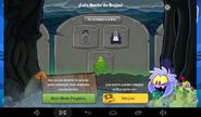 Interfaz Fiesta de Noche de Brujas 2016 App 3