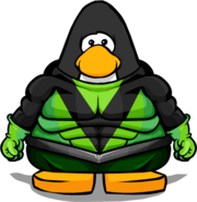 Clothing 4618 player card