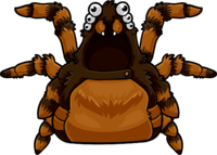 Disfraz de Araña icono