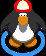 Red Ball Cap IG
