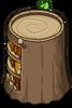 Stump Bookcase sprite 029