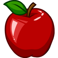 10 Apples Puffle Food icon
