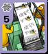 Card-Jitsu Cards full 230