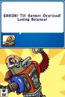 Protobot losing balance