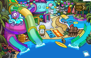 Puffle Party 2014 Cove