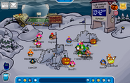 Snowforts halloween09