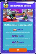 Team Dance Battle instructions