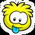 YellowPufflePin