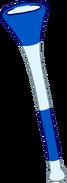 Corneta azul