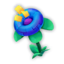 Flor de Confeti Coleccionable ICP